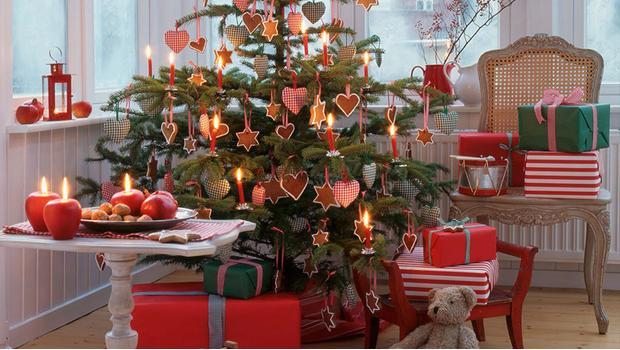 Dekorujemy dom na Święta