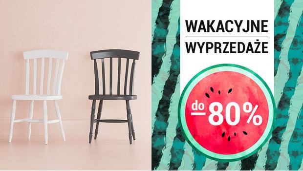 Krzesła, stołki, hokery