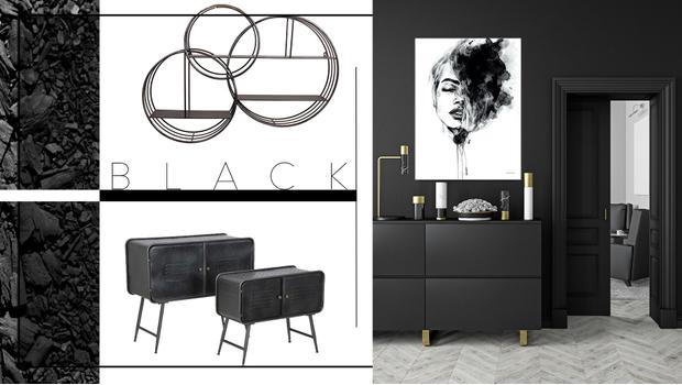 Kolekcja: Black