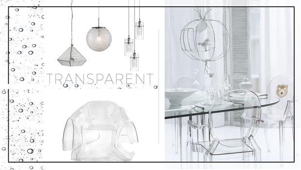Kolekcja: Transparent