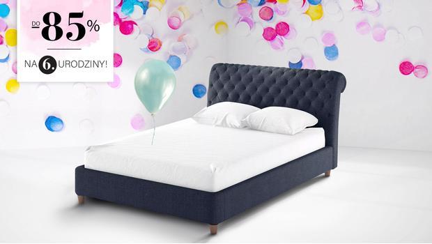 Łóżka, materace, pościel