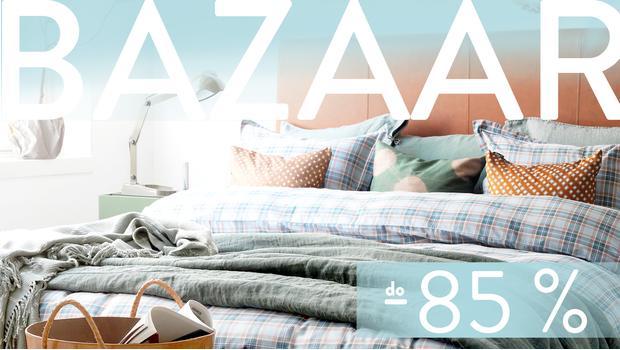 Bazaar: tekstylia