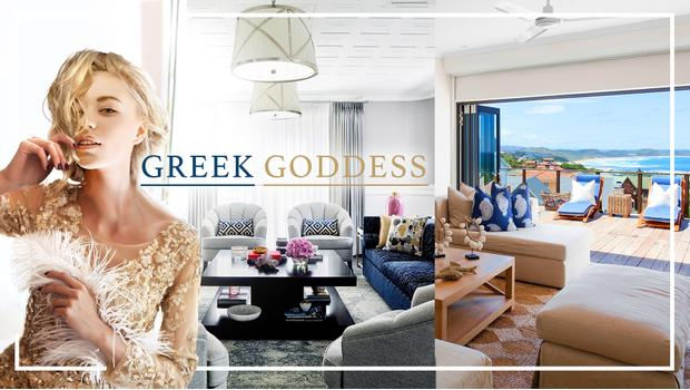Styl: Greek Goddess