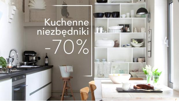 Kuchenne niezbędniki do -70%