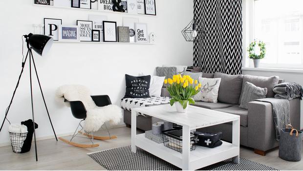 Duet black & white
