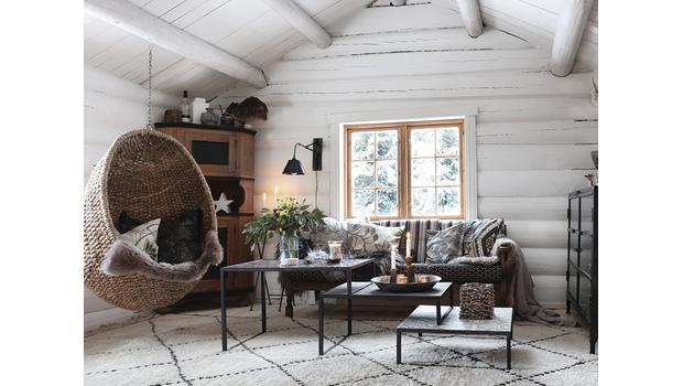 Trend: Cozy chalet