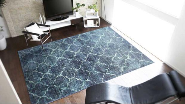 Miękkie dywany