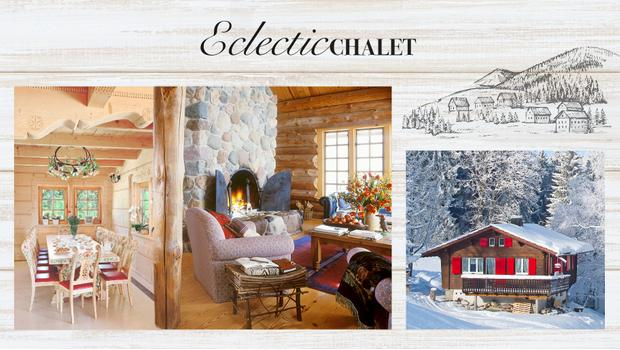Eclectic Chalet