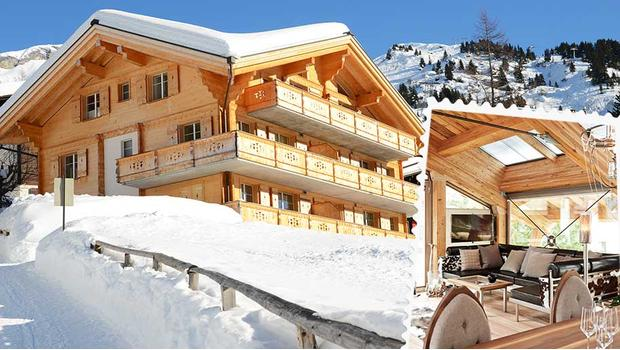Chalet Glamour