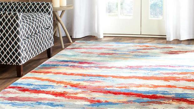 Niepokorne dywany