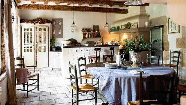 Wiejski domek we Włoszech
