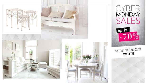 White: kolekcja mebli