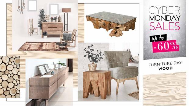 Wood: kolekcja mebli