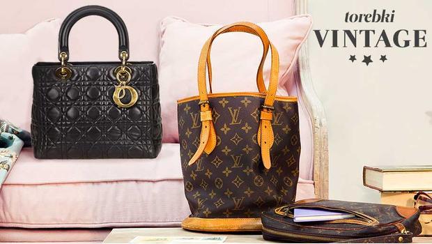 Louis Vuitton i Dior