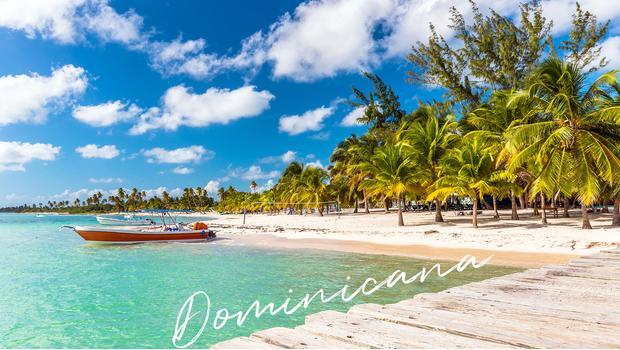 Podróż na Dominikanę