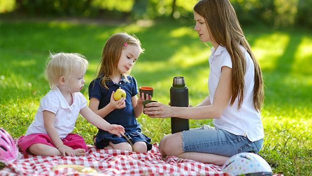 Do szkoły i na piknik