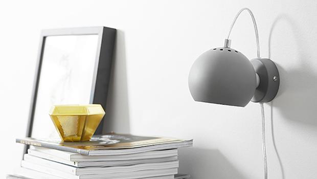 Duńskie lampy