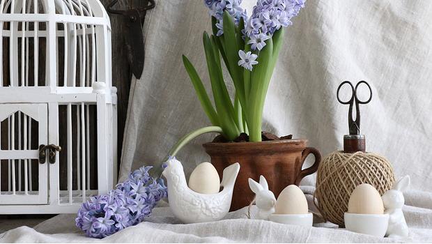 Dom gotowy na Wielkanoc