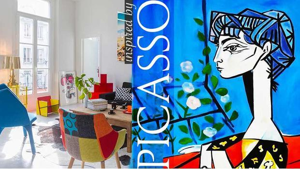 Ekscentryczny Picasso