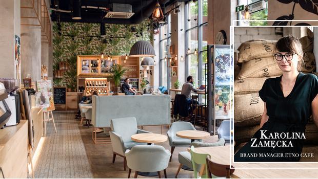 Stworzone z pasją: Etno Cafe