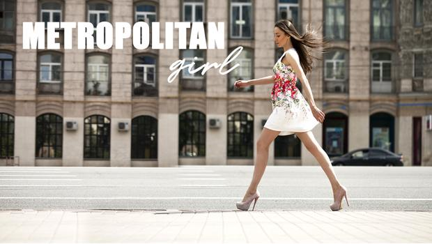 Metropolitan girl