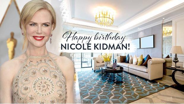 Olśniewająca Nicole Kidman