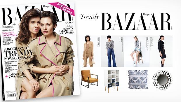 Harper's Bazaar o trendach