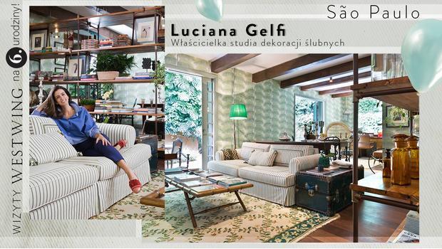 Z wizytą u Luciany