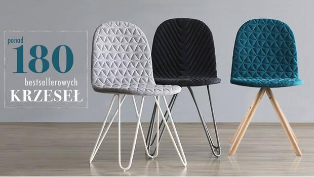 Krzesła Iker