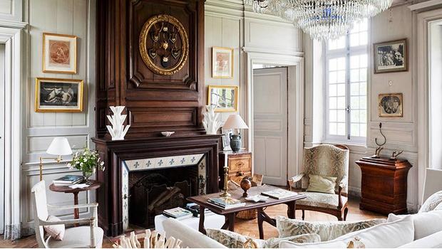 Oczarowani francuskim pałacem