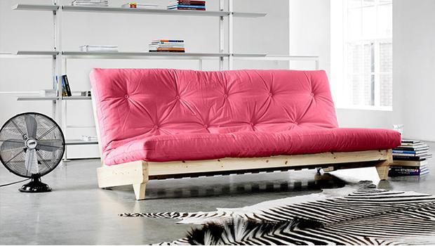 W krainie futonów