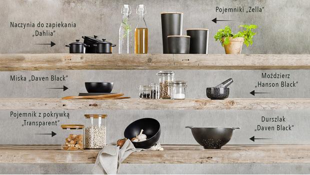 Modne akcesoria kuchenne