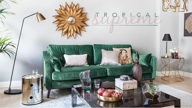 Tropical supreme