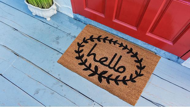 Witaj w domu!