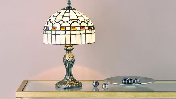 Lampy w stylu Tiffany'ego