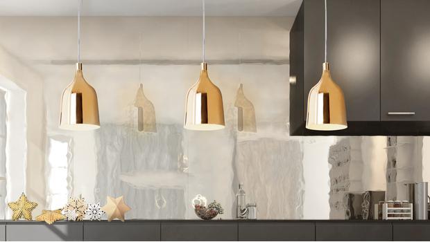 Galeria lamp