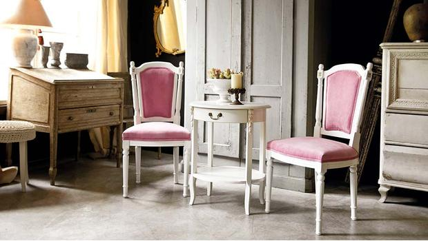 Classic with blush