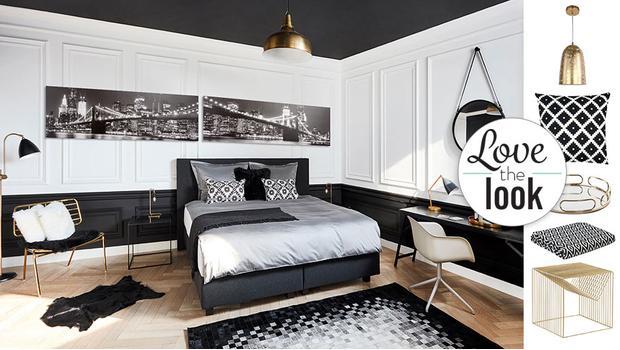 Dekorujemy sypialnię
