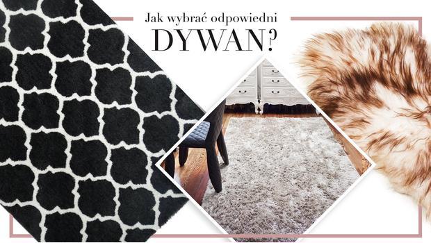 Lekcja aranżacji: Dywany