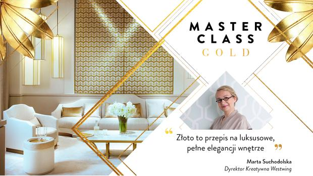 Masterclass: Golden interior