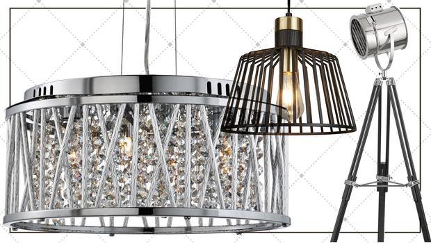 Lampy w 3 stylach