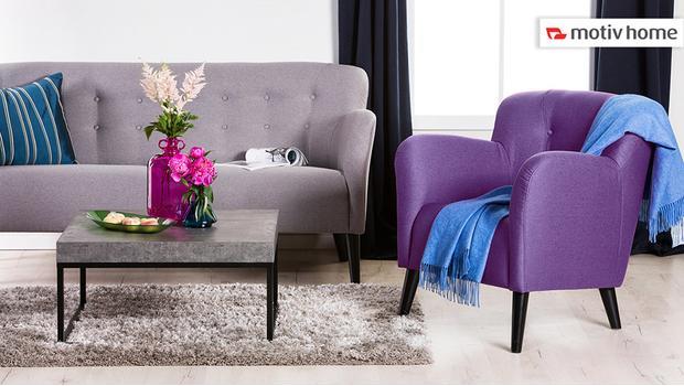 Fotele Motiv Home
