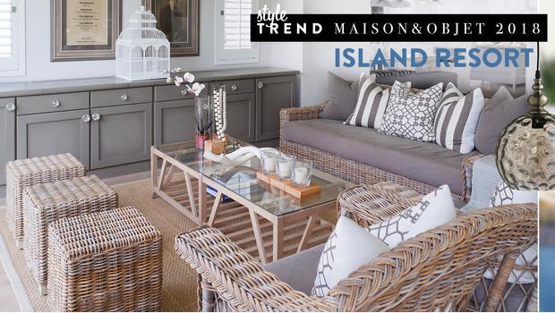 Style trend: Island Resort