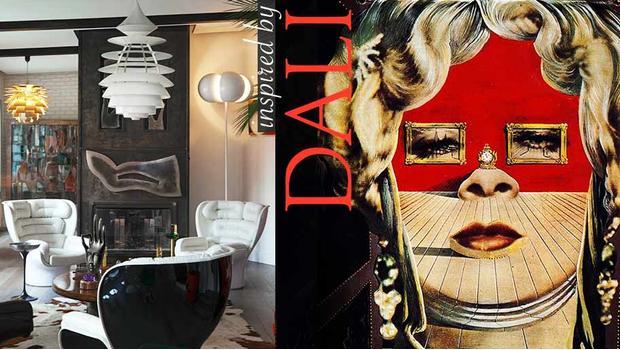 Surrealistyczny Dalí