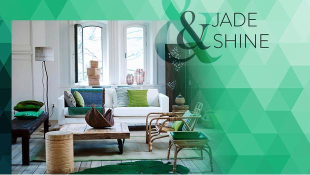 Jade & shine