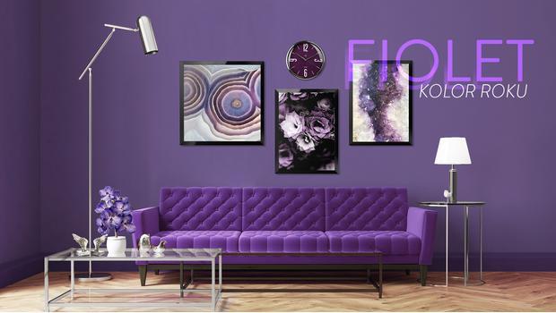 Wszystkie odcienie fioletu
