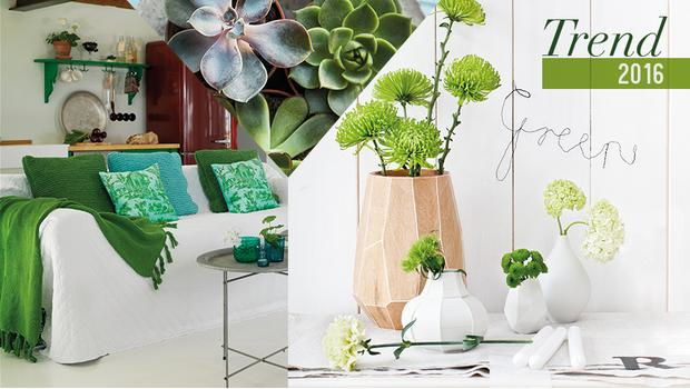 Trend: botanika