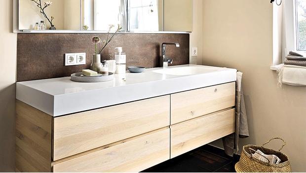 Naturalna łazienka