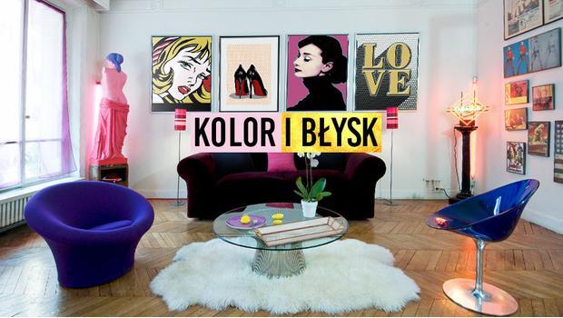 Pop-art Glam