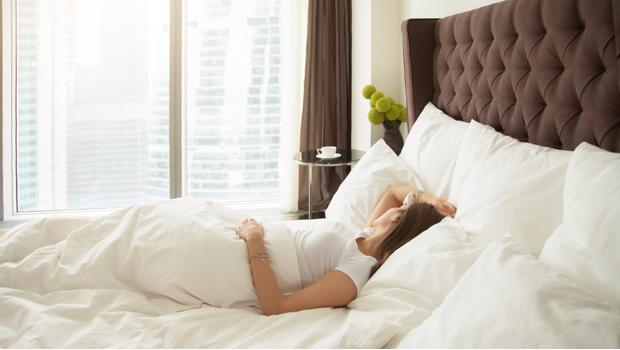 Wygodne łóżko = udany dzień